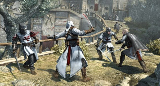 ASSASSIN'S CREED 1 FULL PC GAME