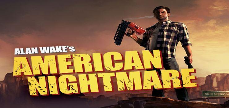 Alan Wake's American Nightmare Full PC Game