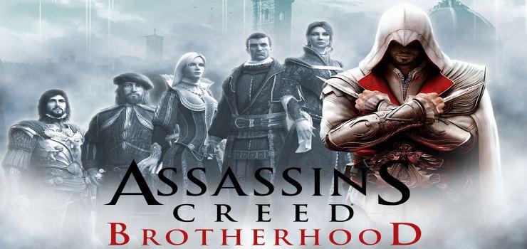 Assassin's Creed Brotherhood Full PC Game