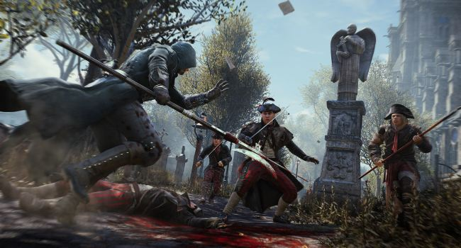 Assassin's Creed Unity Full PC Game