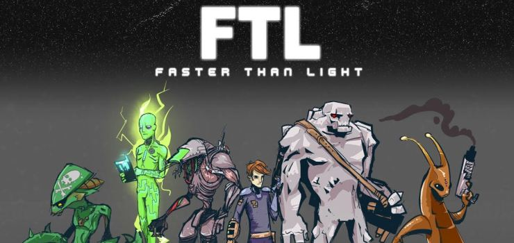 FTL Faster Than Light Full PC Game