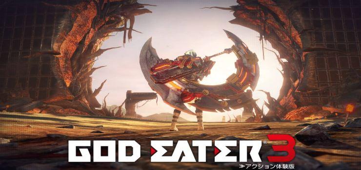 God Eater 3 Full PC Game