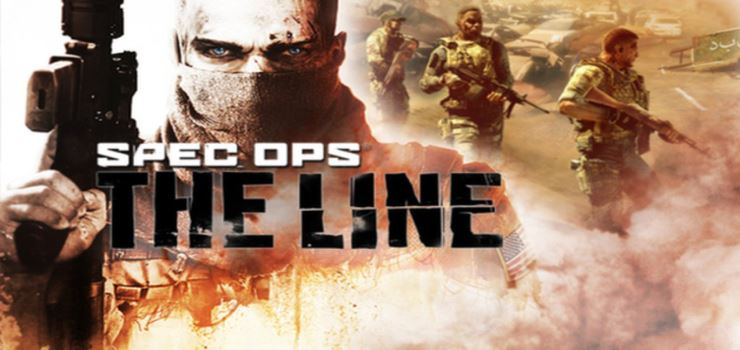 Spec Ops: The Line Full PC Game