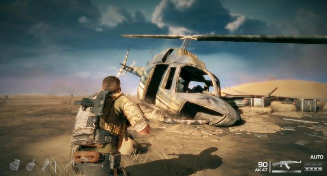 Spec Ops The Line Full PC Game