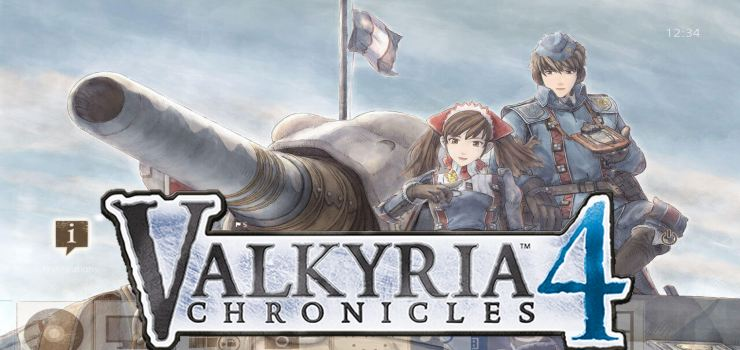 Valkyria Chronicles 4 Full PC Game