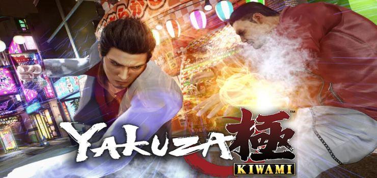 Yakuza Kiwami Full PC Game