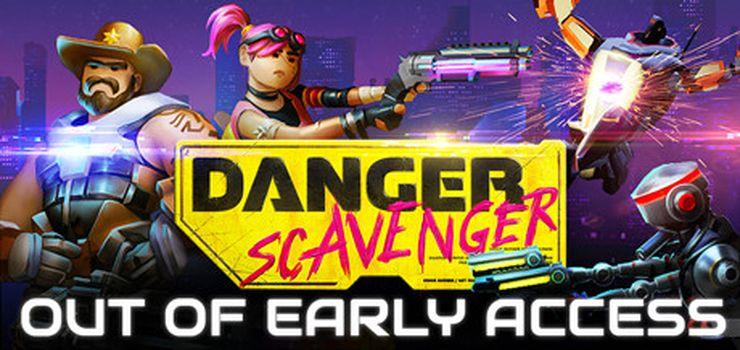 Danger Scavenger Full PC Game