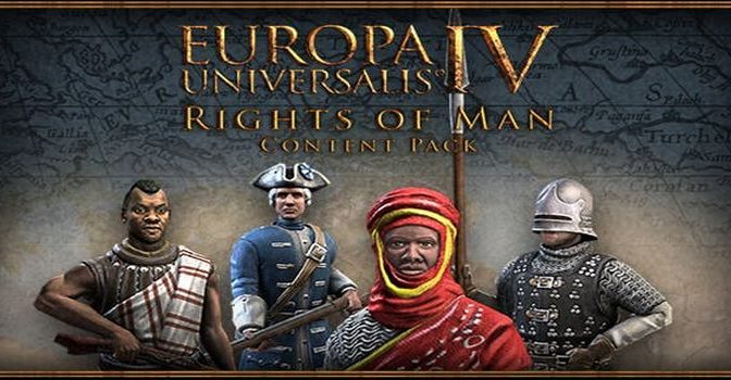 Europa Universalis IV: Rights of Man Full PC Game
