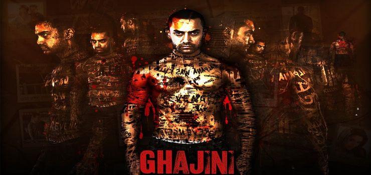 Ghajini The Game Full PC Games