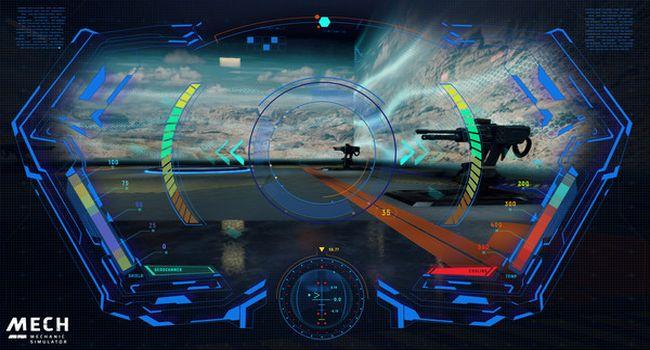 Mech Mechanic Simulator Full PC Game