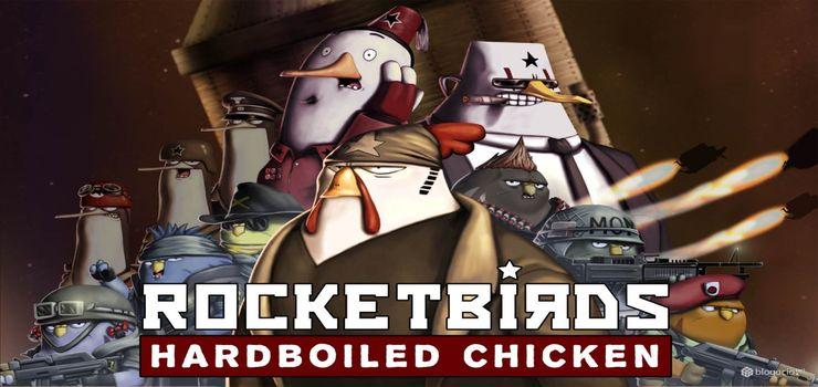 Rocketbirds Hardboiled Chicken Full PC Game