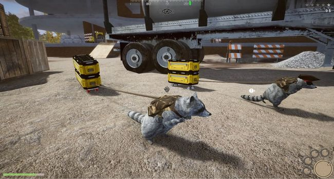 Wanted Raccoon Full PC Game