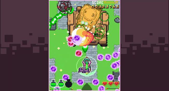 Barrage Fantasia Full PC Game