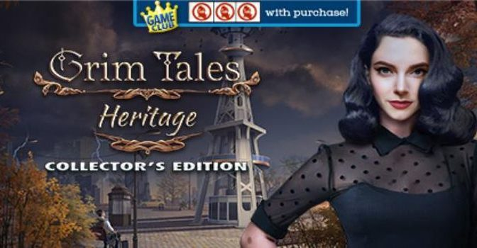 Grim Tales Heritage Collector's Edition Full PC Gmae