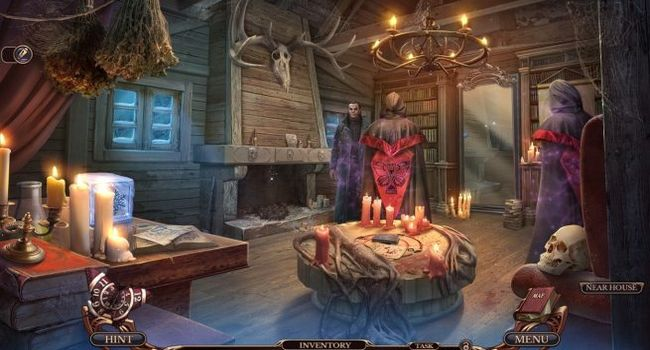 Grim Tales: Trace in Time Collector's Edition Full PC Game
