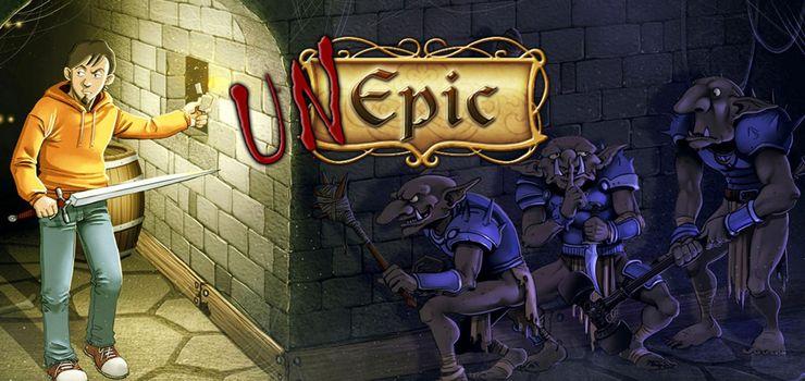 Unepic Full PC Game