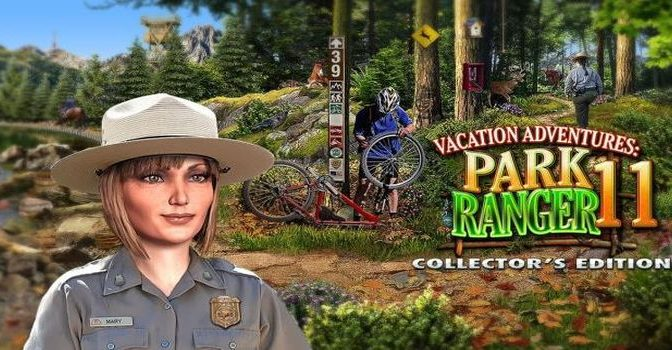 Vacation Adventures Park Ranger 11 Collectors Edition Full PC Game