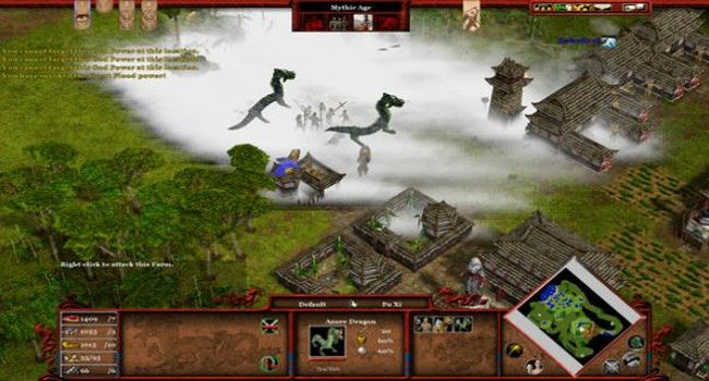 Age of Mythology Tale of the Dragon Full PC Game