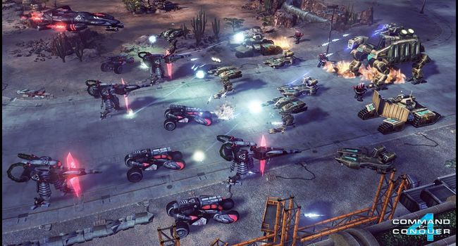 Command and Conquer 4 Tiberian Twilight Full PC Game