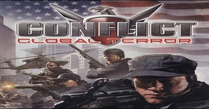 Conflict Global Terror Full PC Game