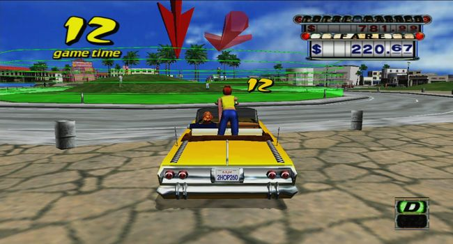 Crazy Taxi Full PC Game