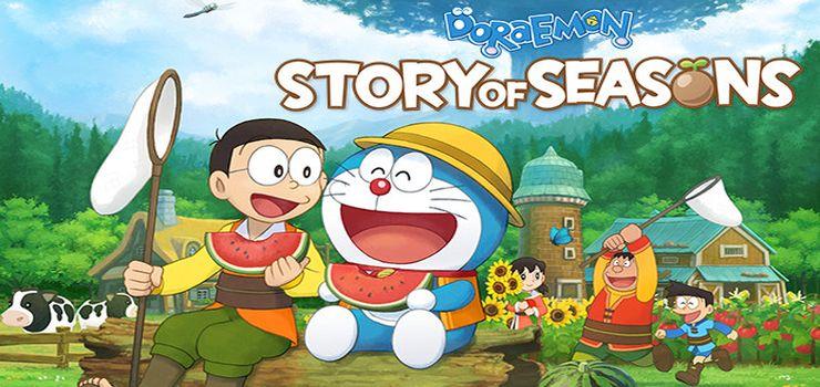 Doraemon Story of Seasons Full PC Game