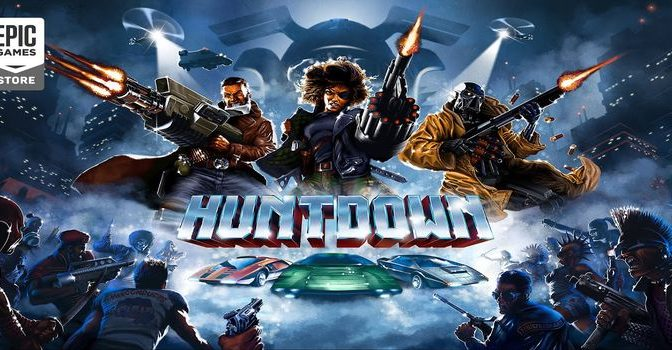 Huntdown Full PC Game