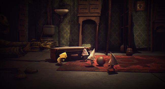 Little Nightmares Full PC Game