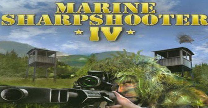 Marine Sharpshooter 4 Full PC Game