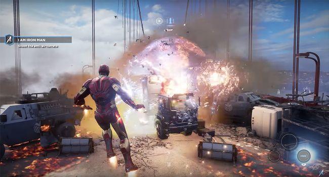 Marvel's Avengers Full PC Game