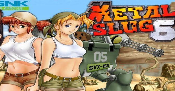 Metal Slug 6 Full PC Game
