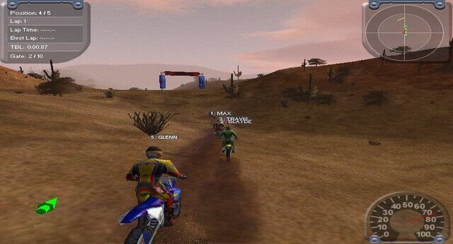 Motocross Madness 2 Full PC Game