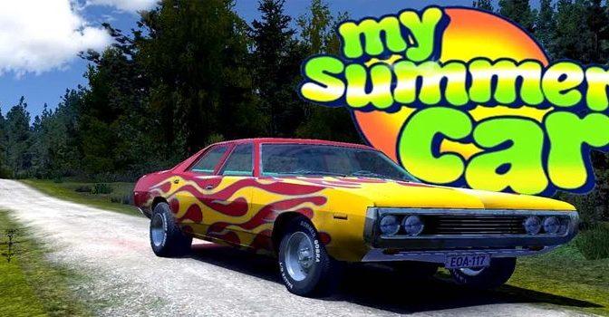 My Summer Car Full PC Game