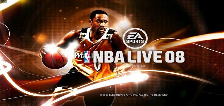 NBA Live 08 Full PC Game