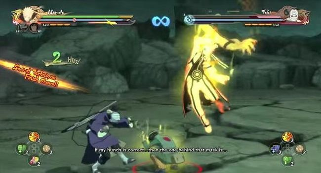 Naruto Ultimate Ninja Storm Full PC Game