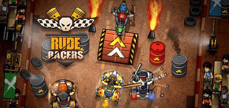 Rude Racers 2D Combat Racing Full PC Game