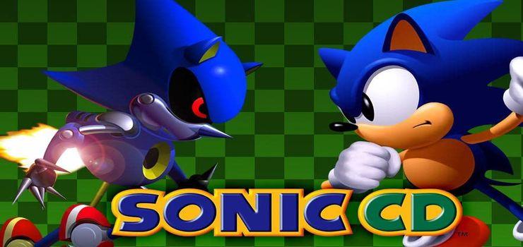 Sonic CD Full PC Game
