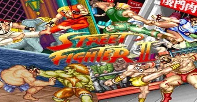 Street Fighter 2 Full PC Game