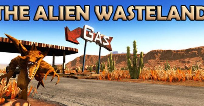 The Alien Wasteland Full PC Game