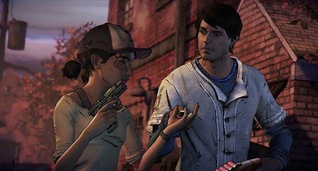 The Walking Dead The Telltale Definitive Series Full PC Game