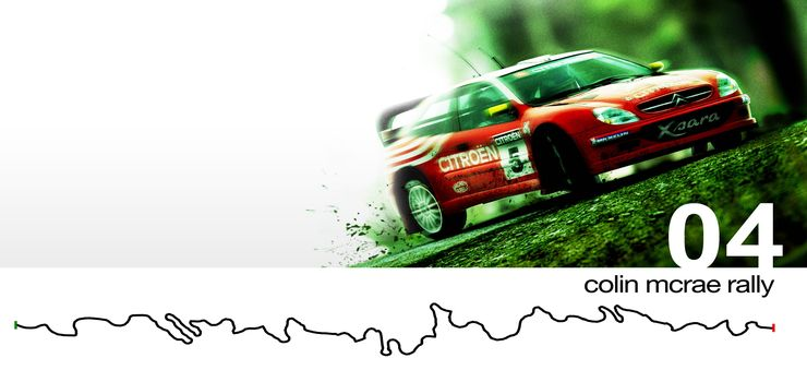 Colin McRae Rally 04 Full PC Game