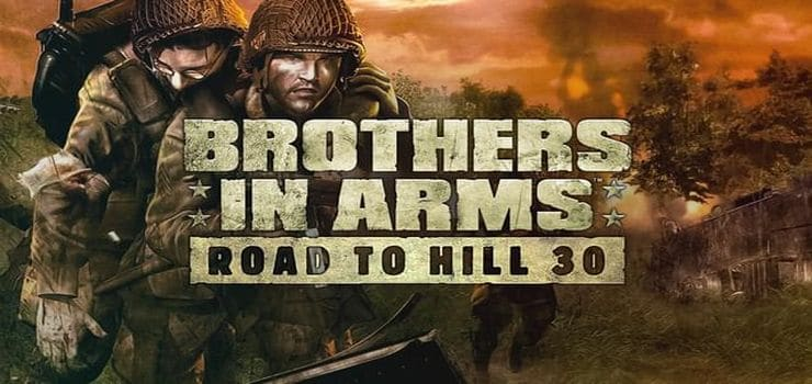 Brothers in Arms Road to Hill 30 Full PC Game