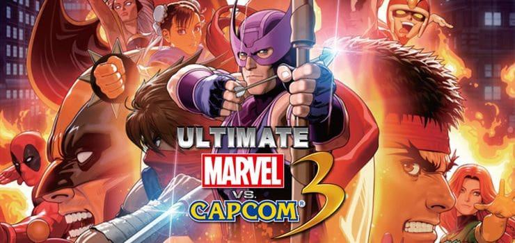 Ultimate Marvel vs Capcom 3 Full PC Game