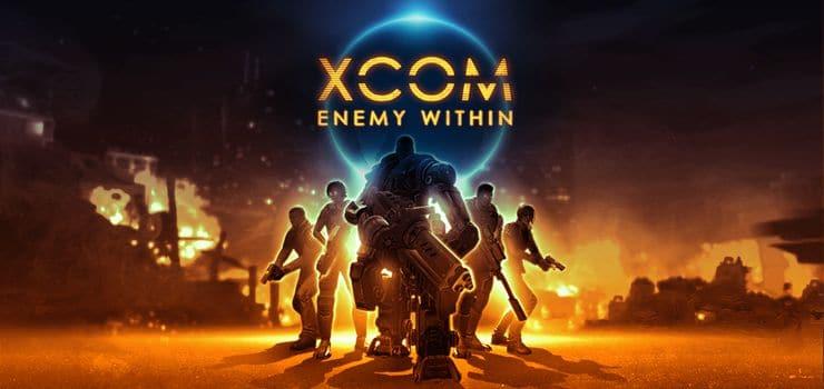 XCOM Enemy Within Full PC Game